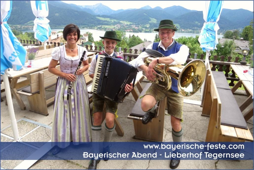 Bayerische Feste